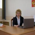Заведующий МАДОУ Папилова Людмила Аркадьевна. Имеет высшее образование, высшую квалификационную категорию. Награждена почетной грамотой министерства образования Российской Федерации, почетный работник общего образования Российской Федерации.